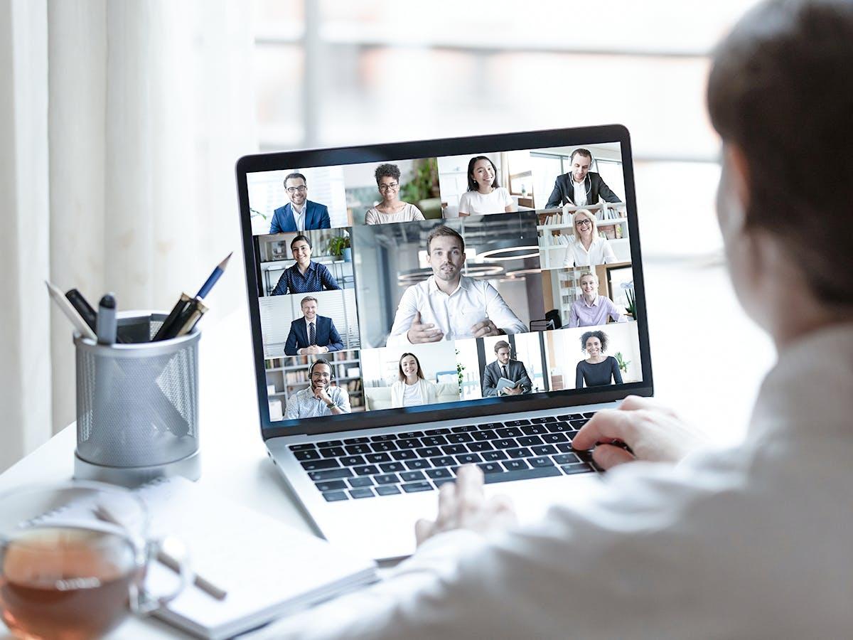 Jak prowadzić efektywne spotkania zdalne? cover image