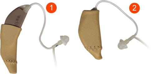 Ear Gear Reverse Loading