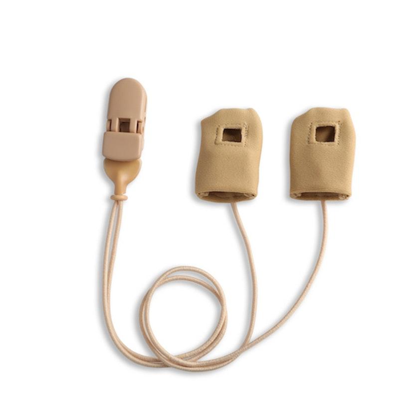 Ear Gear Baha Corded Beige