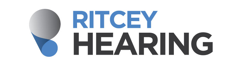 Ritcey Hearing Logo
