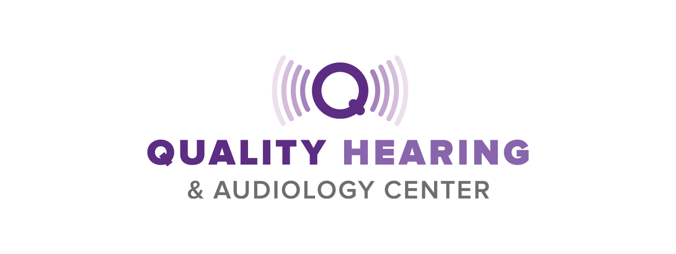 Quality Hearing and Audiology Center Logo