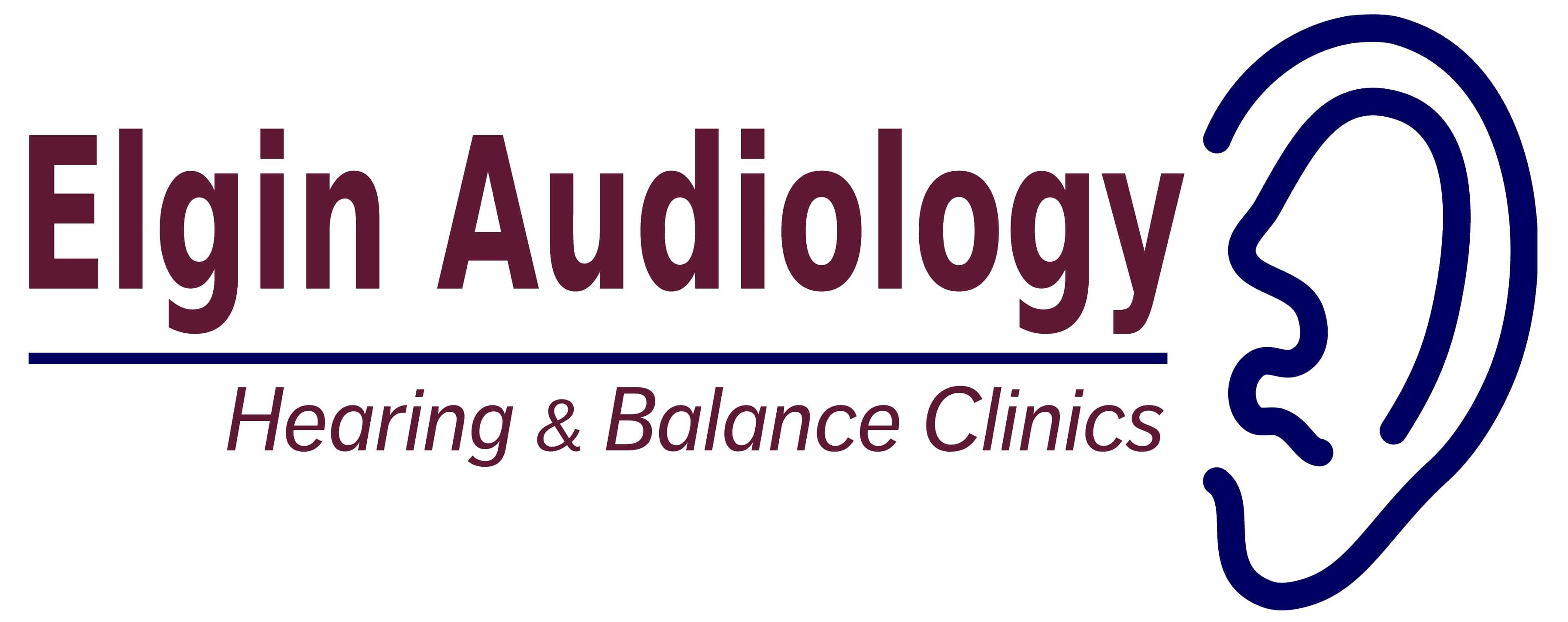 Elgin Audiology Consultant Logo