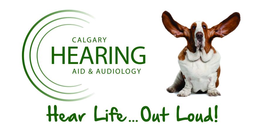 Calgary Hearing Aid & Audiology Logo