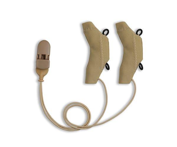 Ear Gear Cochlear M1 Corded Eyeglasses Beige