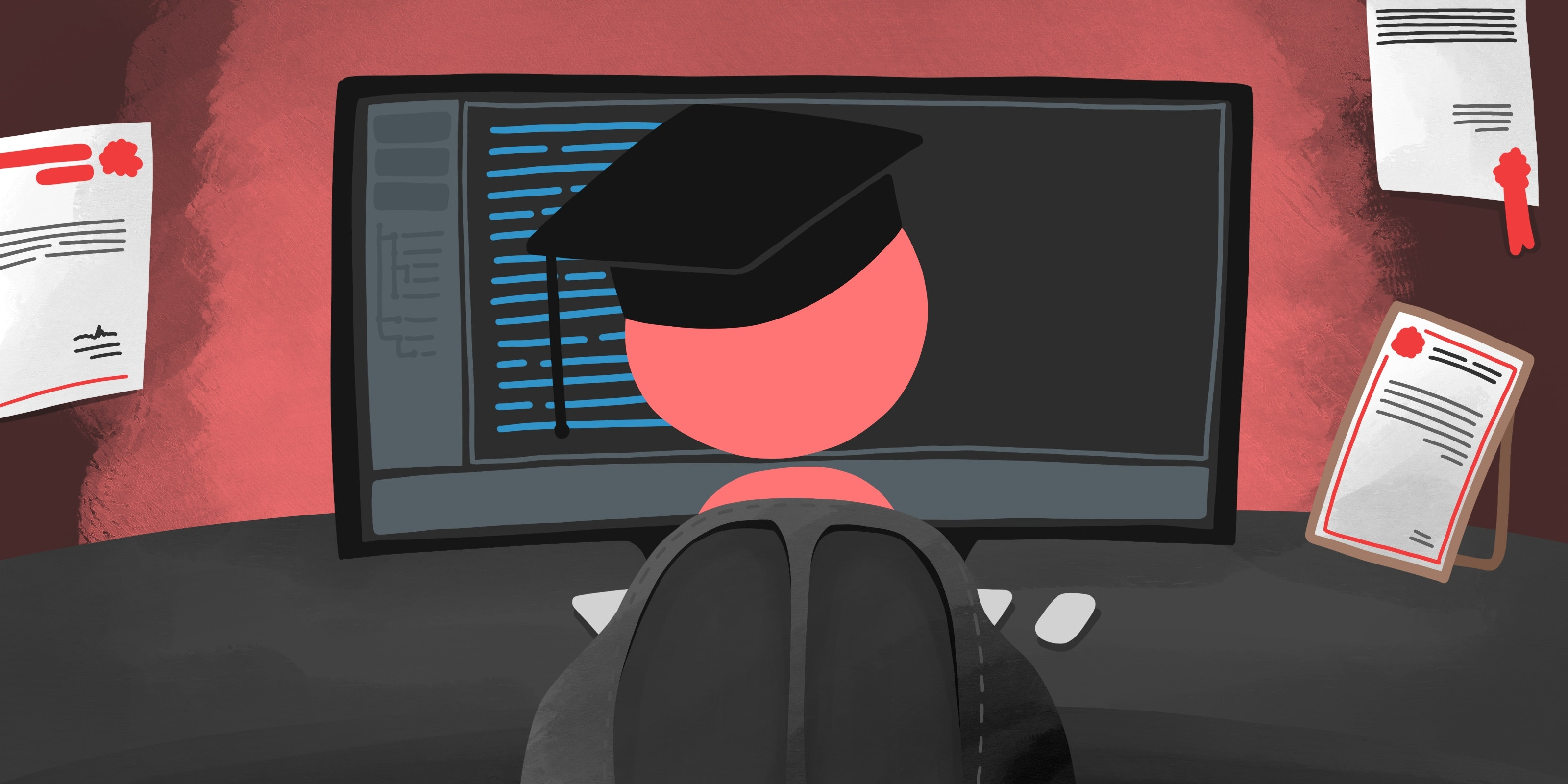 Czy programiści po studiach mają lepiej? cover image