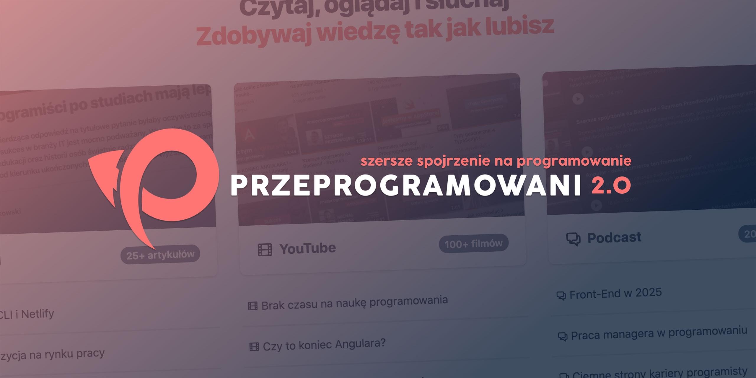 Przeprogramowani 2.0