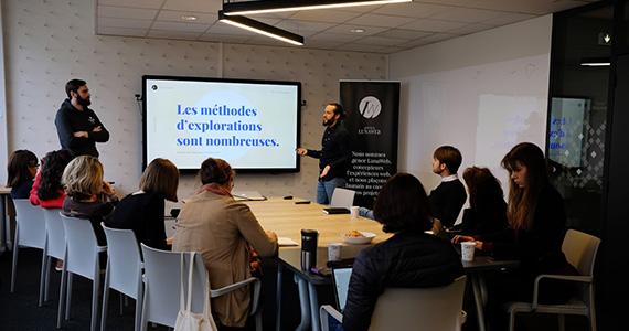 Prestataire design de services à Paris