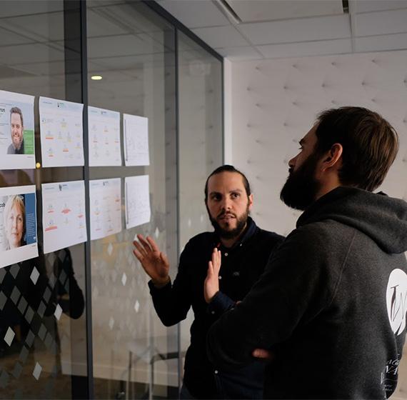 Conception de parcours utilisateurs et Design UX