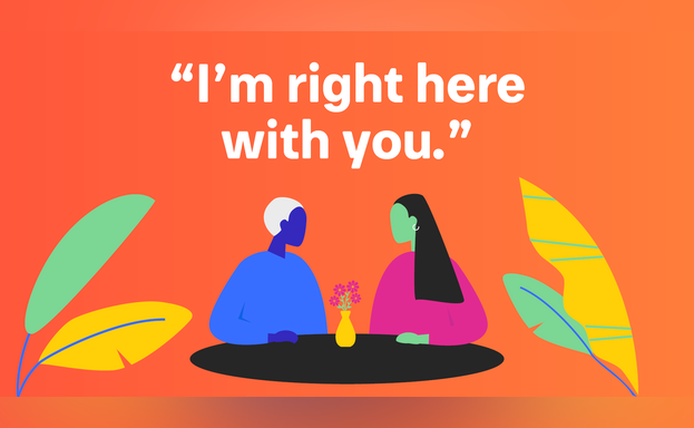 I'm right here with you
