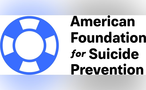 Logo for American Foundation for Suicide Prevention