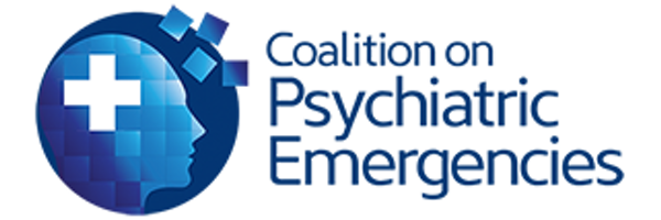 Coalition on Psychiatric Emergencies Logo