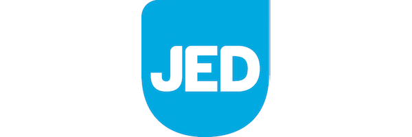 The JED Foundation Logo