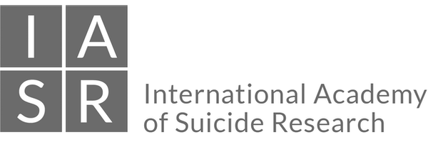 International Academy of Suicide Research Logo