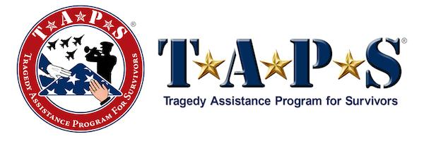 Tragedy Assistance Program for Survivors (TAPS) Logo