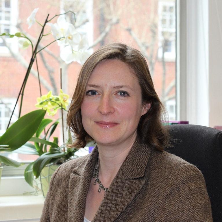 Alexandra Pitman, Ph.D.