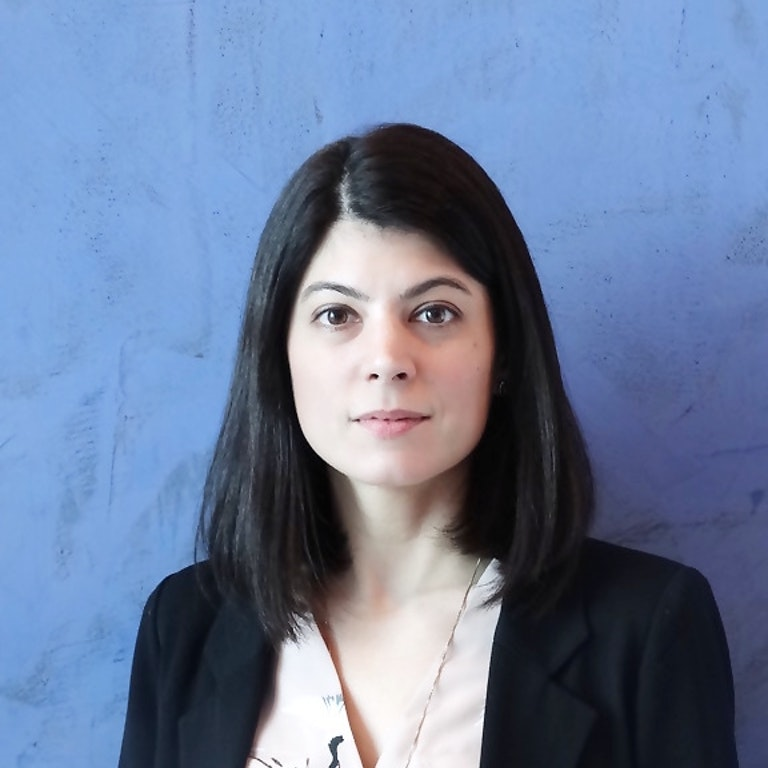 Ana Ortin Peralta, Ph.D.