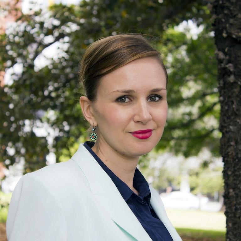 Allison Milner, Ph.D.