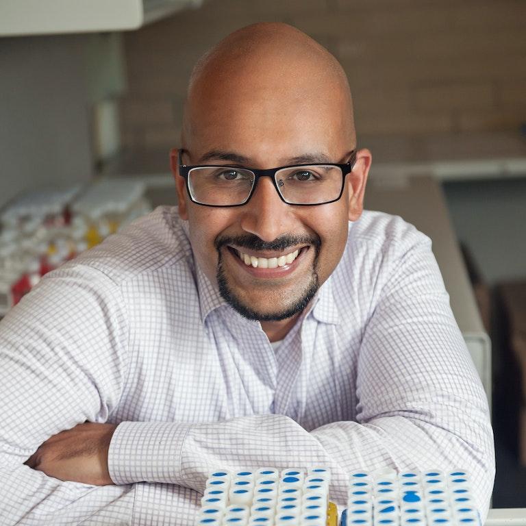 Srijan Sen, M.D., Ph.D.