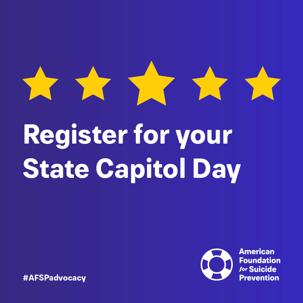 Register for your State Capitol Day