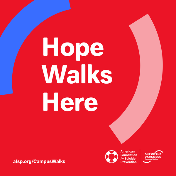 Hope Walks Here