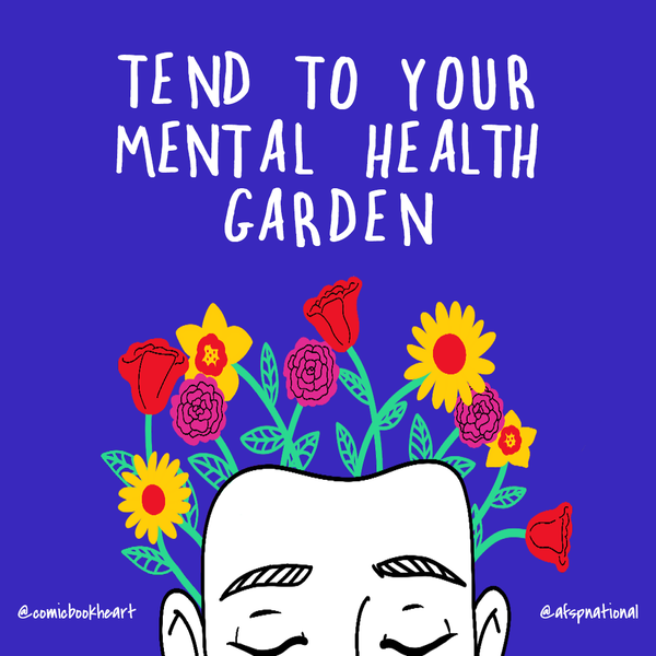 Tend to your mental health garden