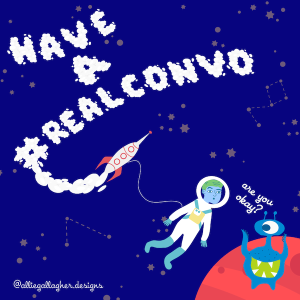 Have a #realconvo