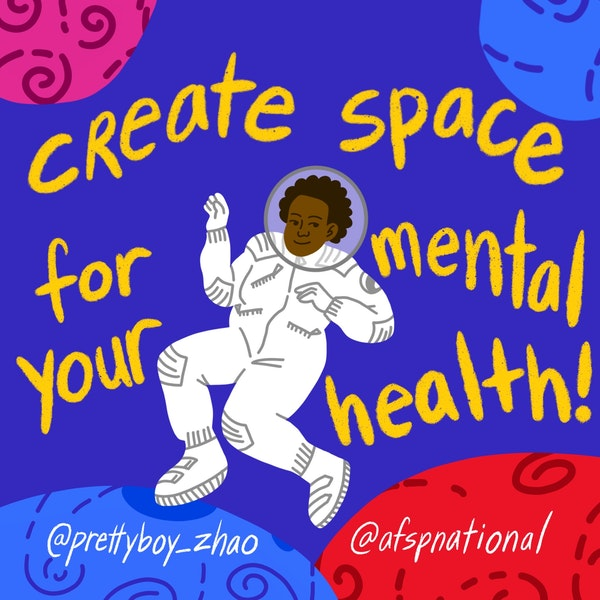 Create space for your mental health!