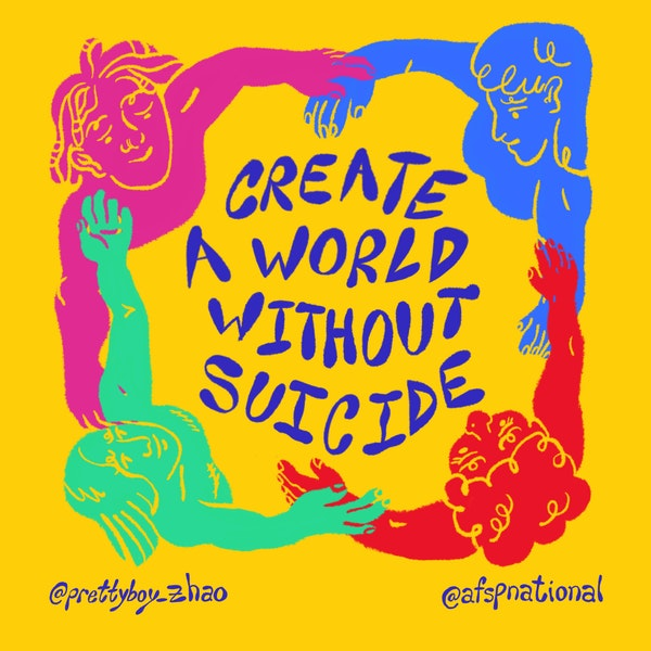 Create a World Without Suicide