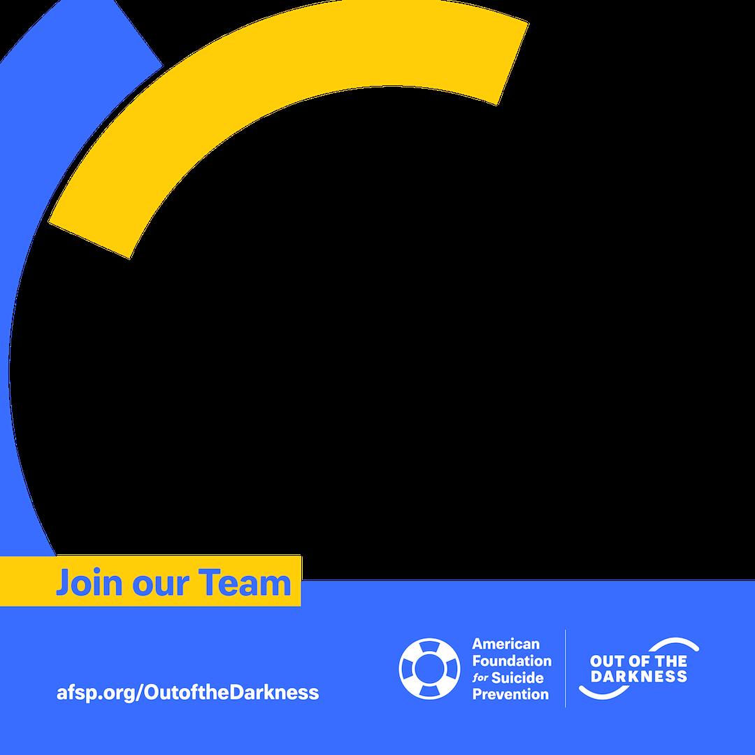 Join our team custom shareable