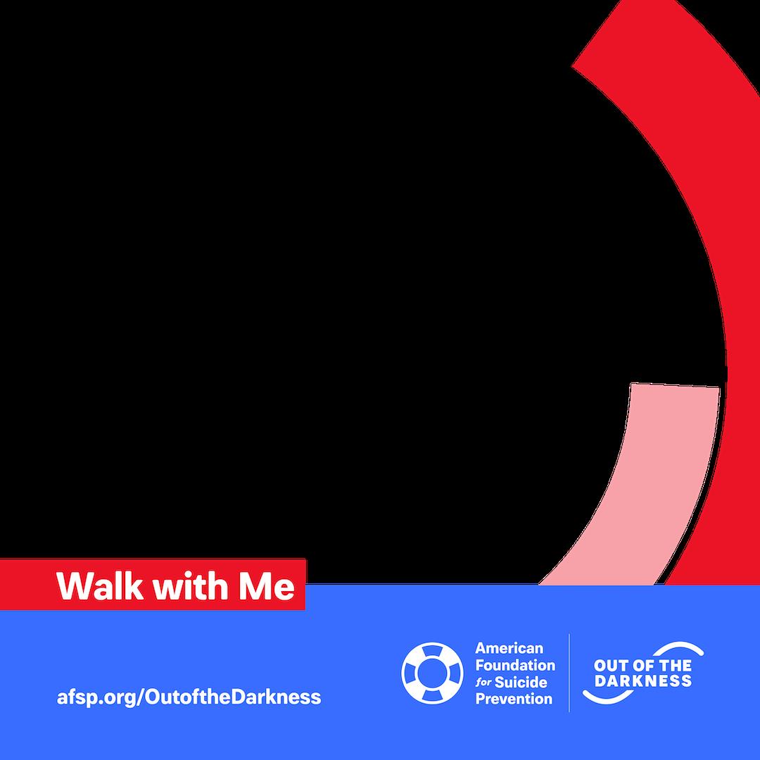 Walk with me custom shareable