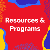 Resources & Programs