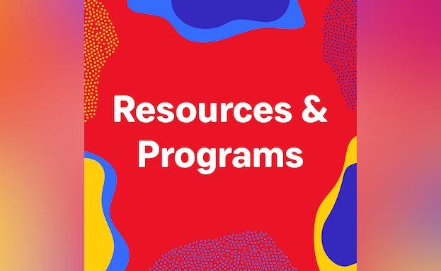 Resources & Programs