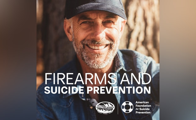 Firearms and Suicide Prevention brochure