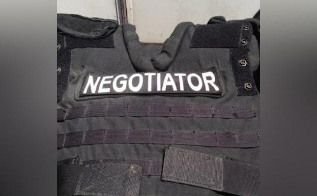 Negotiator vest