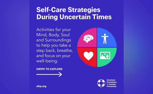 Self-Care Strategies During Uncertain Times