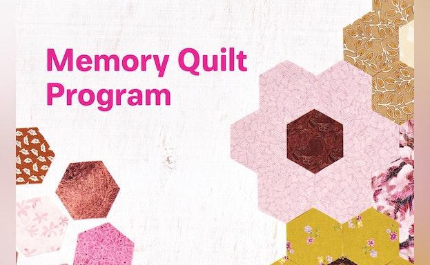Memory Quilt Program