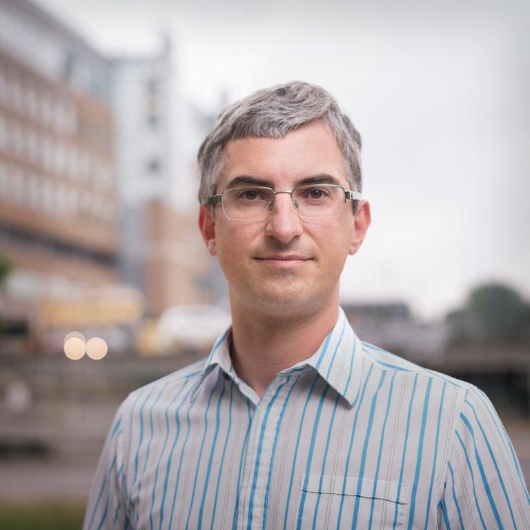 Mark Sinyor, M.D., FRCPC