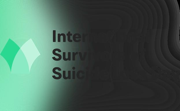 International Survivors of Suicide Loss Day logo