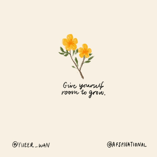 Give yourself room to grow