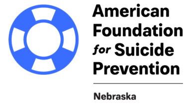 AFSP Nebraska logo