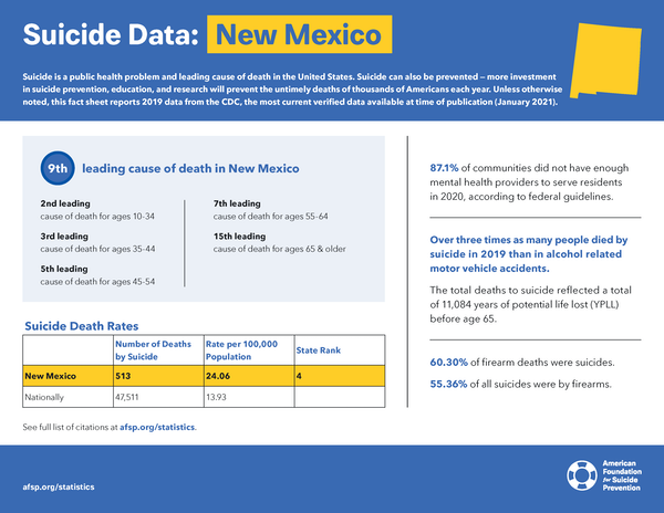 New Mexico State Fact Sheet
