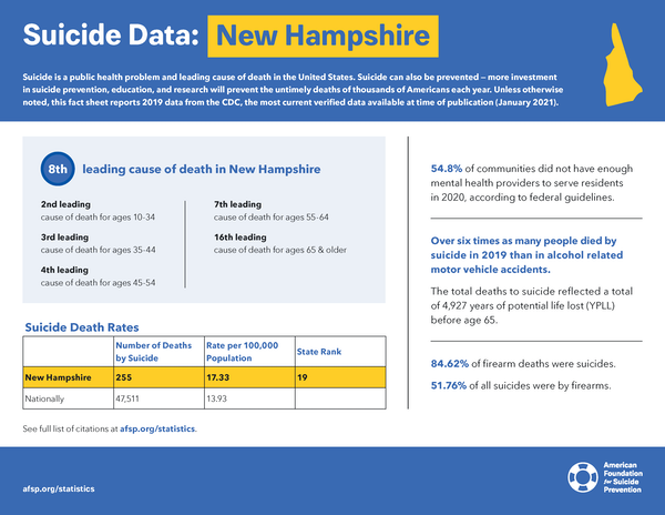 Nre Hampshire State Fact Sheet