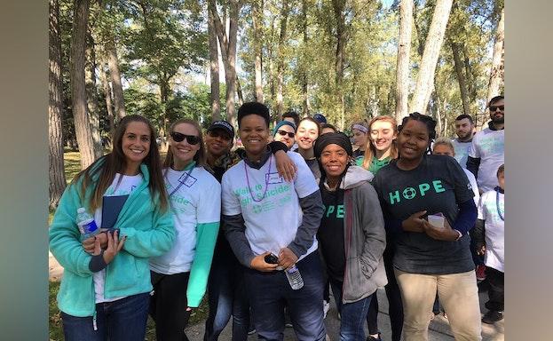 Erie Walk Volunteers