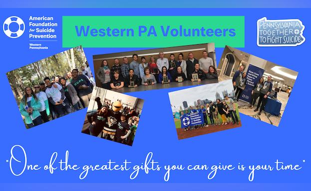 Western PA Volunteers
