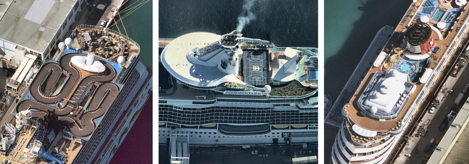 Less Cruises, Less Pollution