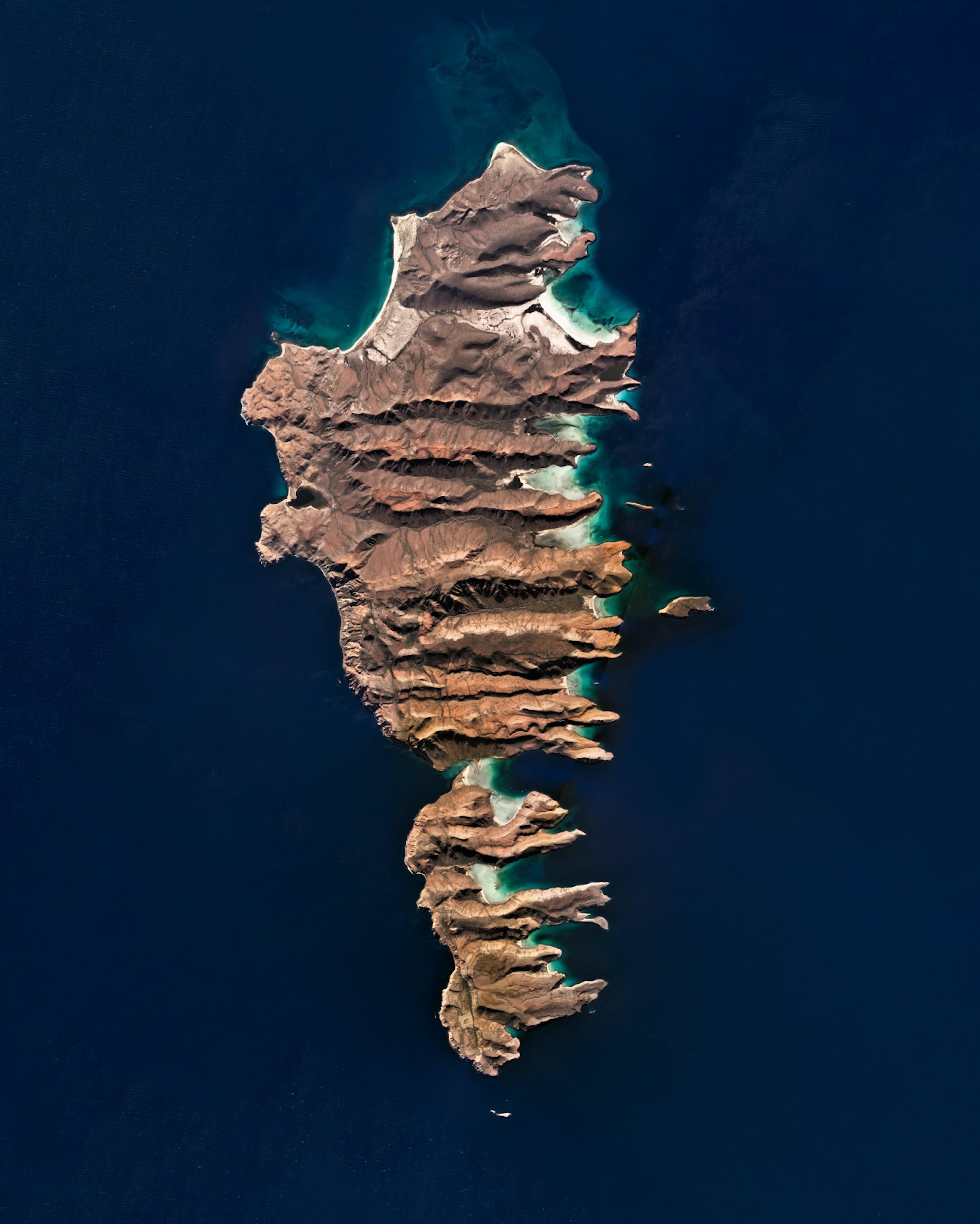 Islas Espíritu Santo and Partida