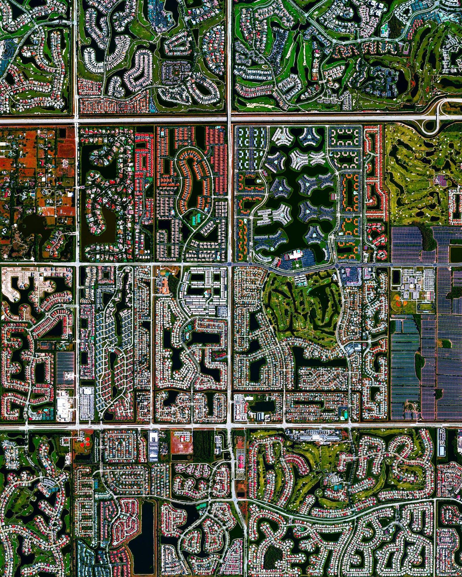 Florida's Aquatic Land Cover