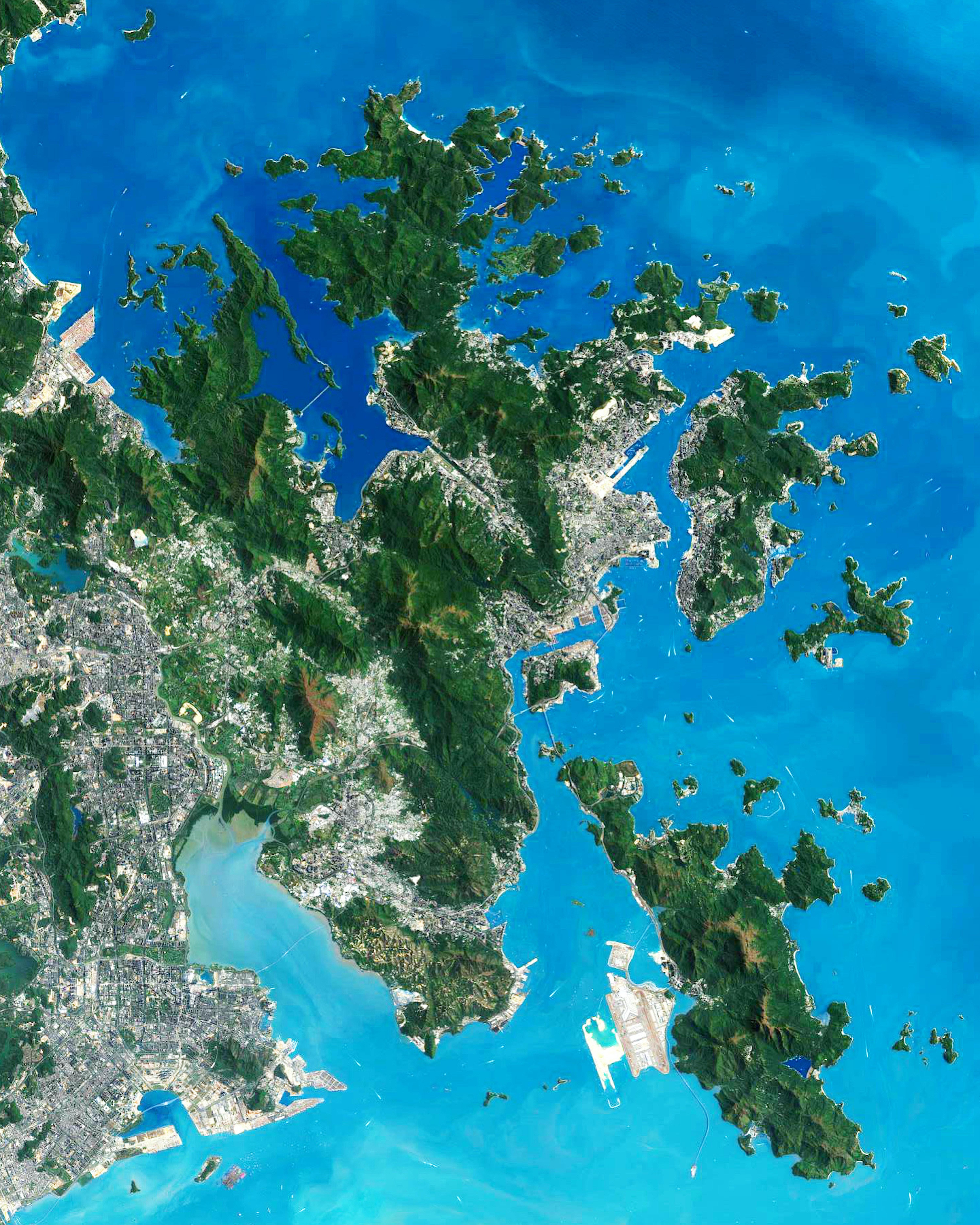 Greater Hong Kong