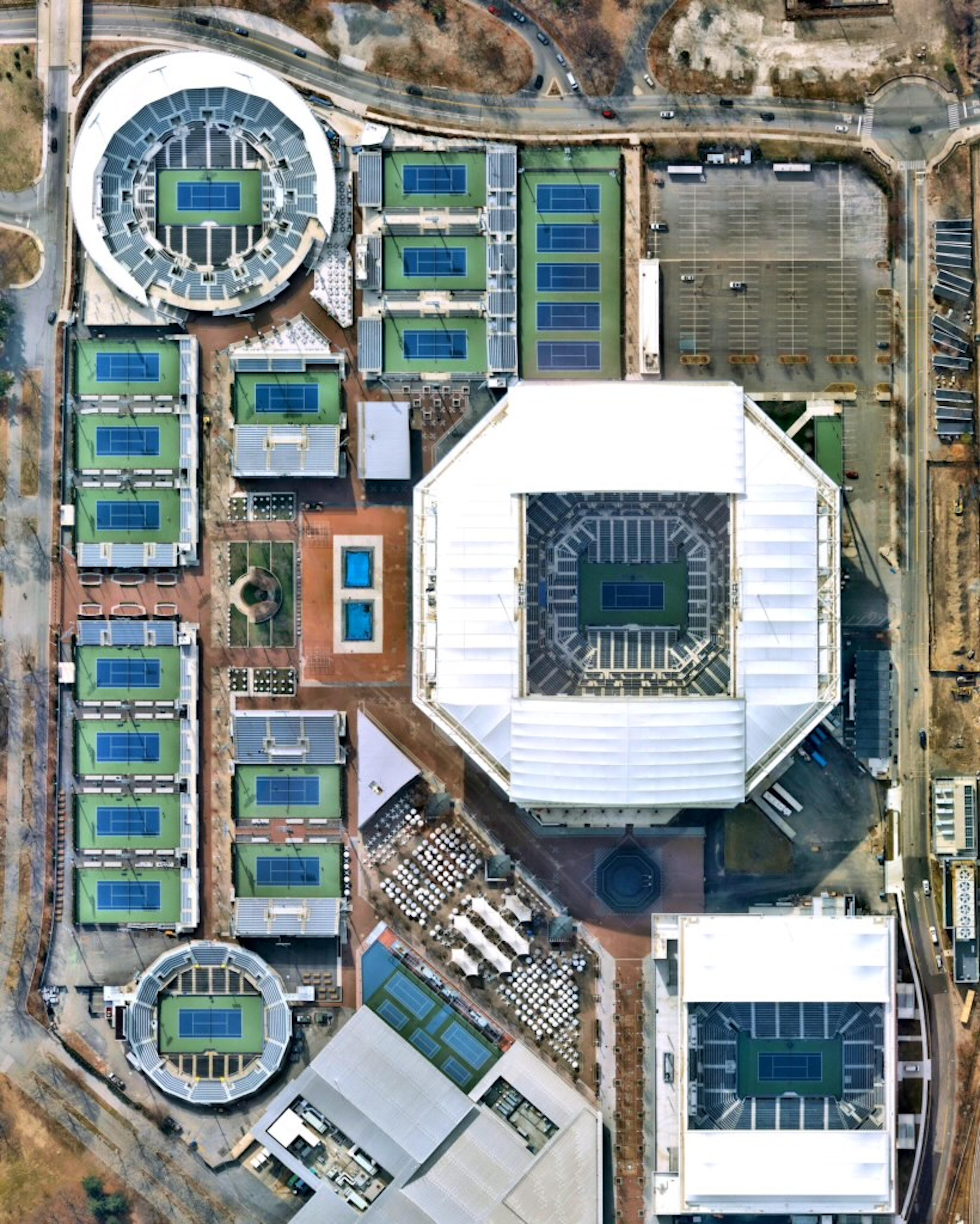 Billie Jean King National Tennis Center