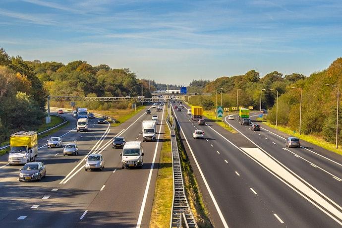 In aumento il traffico di mezzi pesanti_Verizon Connect Reveal